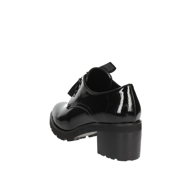 Luciano Barachini Shoes Parisian Black BB171C