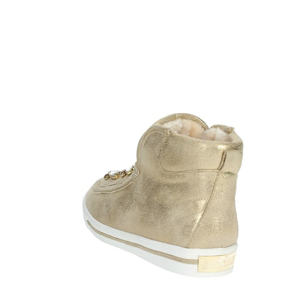 Luciano Barachini Shoes Sneakers Platinum  BB103D