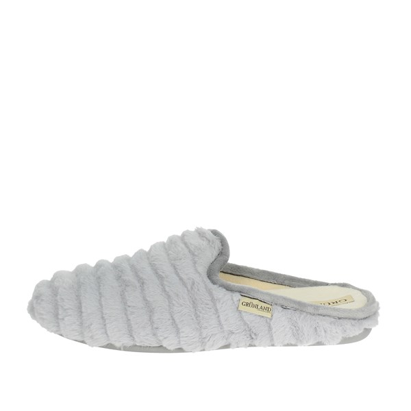 Grunland Shoes Slipper Grey CI1414-B2