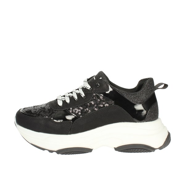 So-us Shoes Sneakers Black R-520