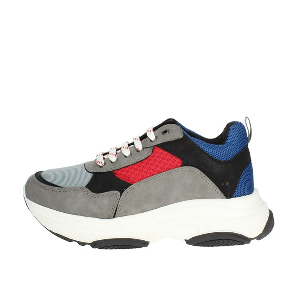So-us Shoes Sneakers Blue/Red R-520