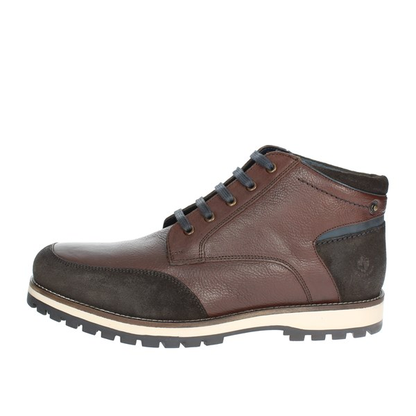 Lumberjack Shoes Laced Brown SM33503-002