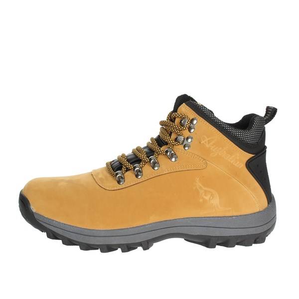 Australian Shoes Boots Yellow AU578