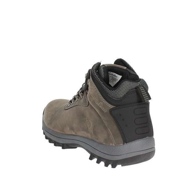 Australian Shoes Boots Grey AU578