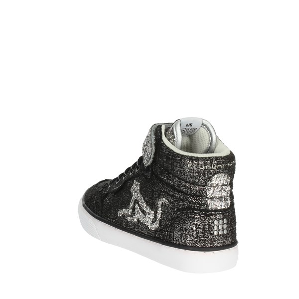 Drunknmunky Shoes Sneakers Silver BOSTON TREND B53