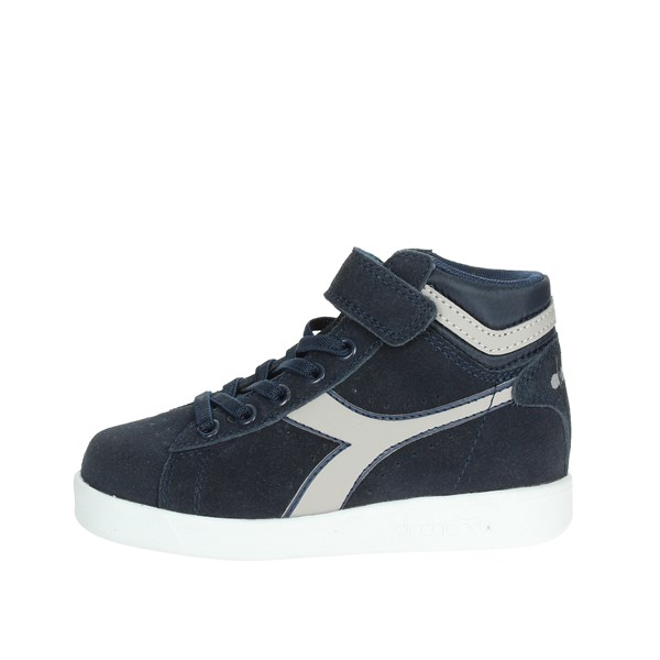 Diadora Shoes High Sneakers Blue 101.173989 C6125