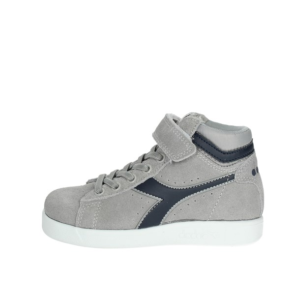 Diadora Shoes Sneakers Grey 101.173989 C4747