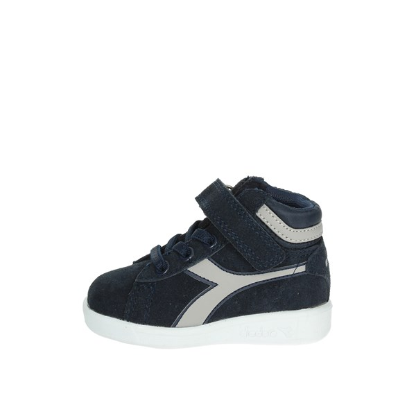 Diadora Shoes High Sneakers Blue 101.173990 C6125