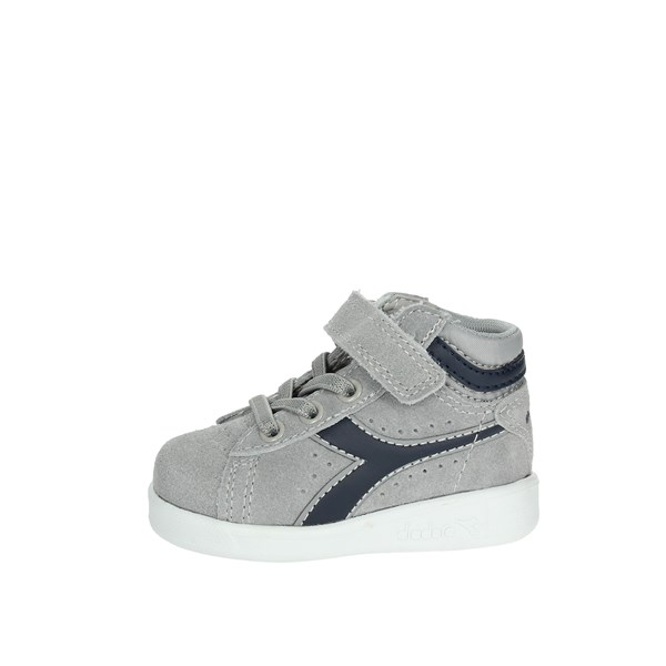 Diadora Shoes Low Sneakers Grey 101.173990 C4747