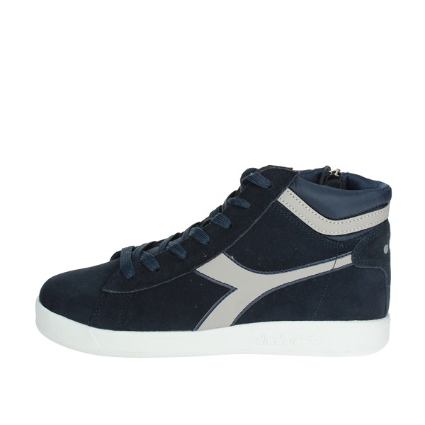 Diadora Shoes High Sneakers Blue 101.173988 C6125