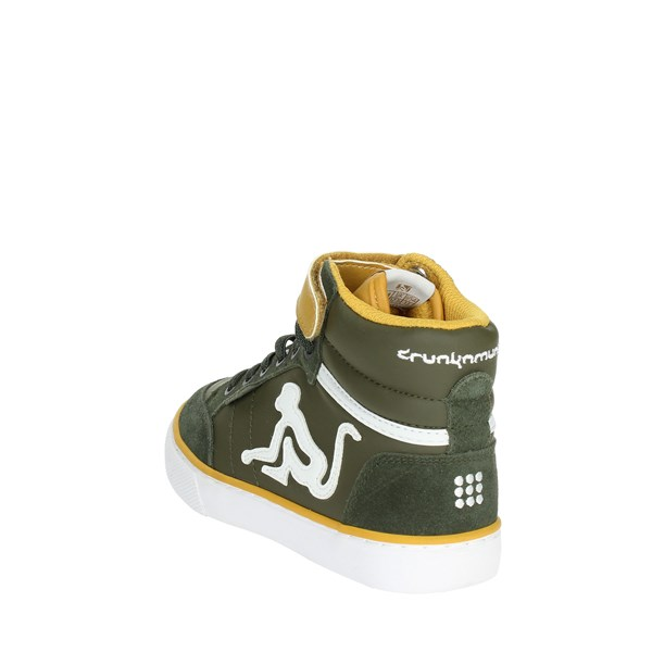 Drunknmunky Shoes Sneakers Dark Green BOSTON CLASSIC B08