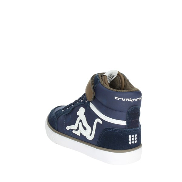 Drunknmunky Shoes Sneakers Blue BOSTON CLASSIC B02