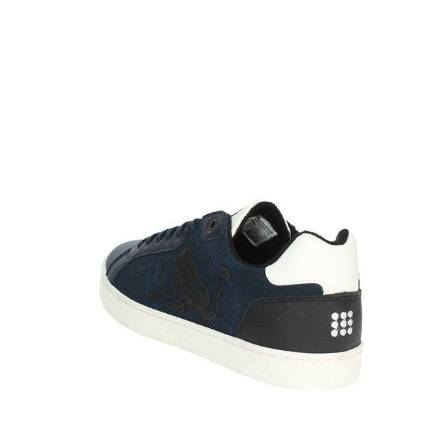 <Drunknmunky Shoes Sneakers Blue NEW ENGLAND SUEDE