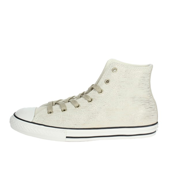 Converse Shoes High Sneakers Beige 662798C