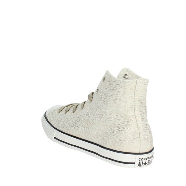 <Converse Shoes High Sneakers Beige 662798C