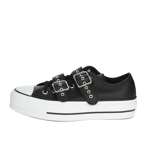 Converse Shoes Low Sneakers Black 562835C