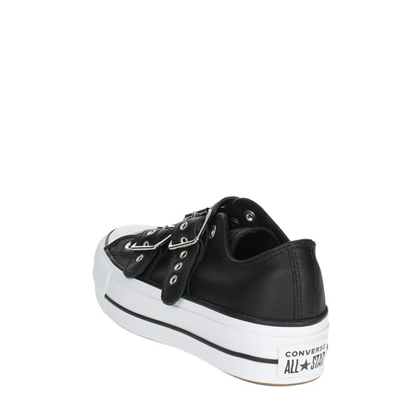 <Converse Shoes Low Sneakers Black 562835C