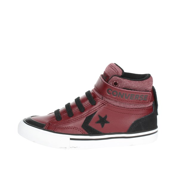 Converse Shoes Sneakers Burgundy 661928C