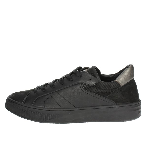 Crime London  Shoes Sneakers Black 11602AA1.20