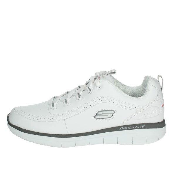 Skechers Shoes Low Sneakers White 52653/WGY