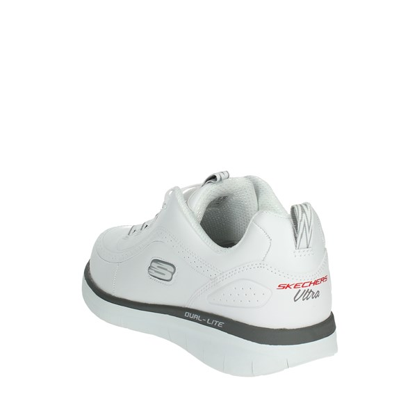 <Skechers Shoes Low Sneakers White 52653/WGY