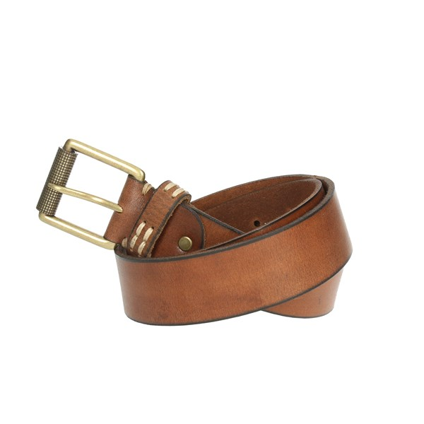 Blauer Accessories Belt Brown leather BLCU00281