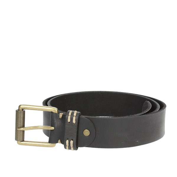 Blauer Accessories Belt Black BLCU00281