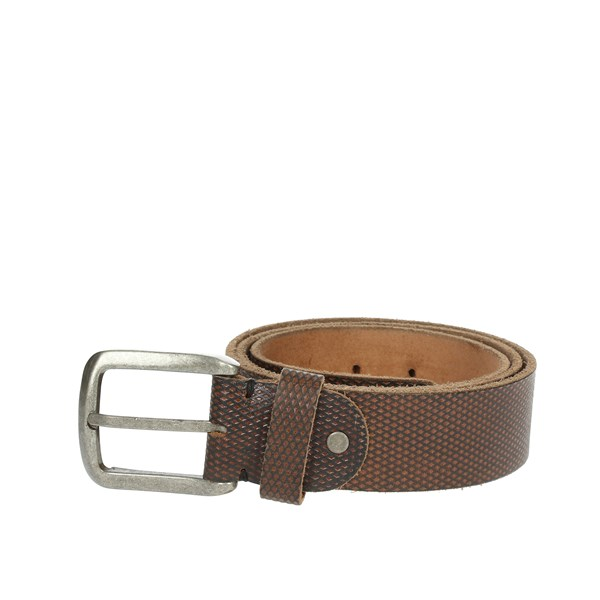 Blauer Accessories Belt Brown BLCU00268