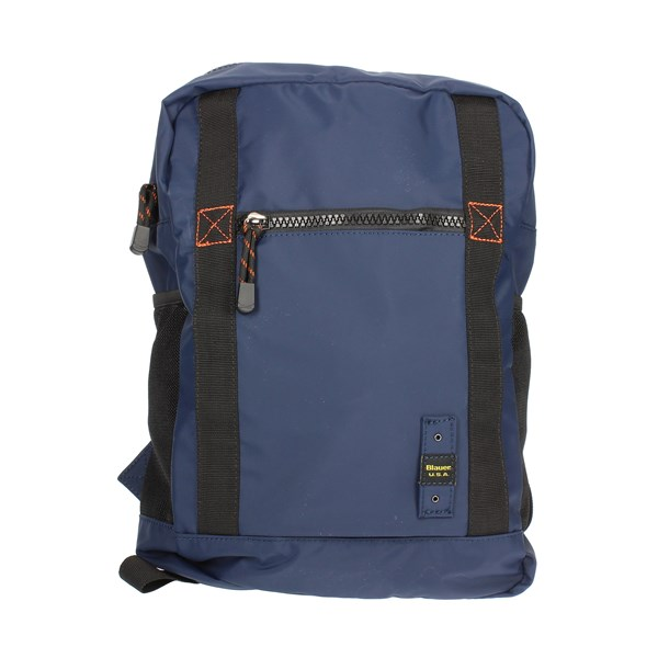 Blauer Accessories Backpacks Blue BLZA00456T