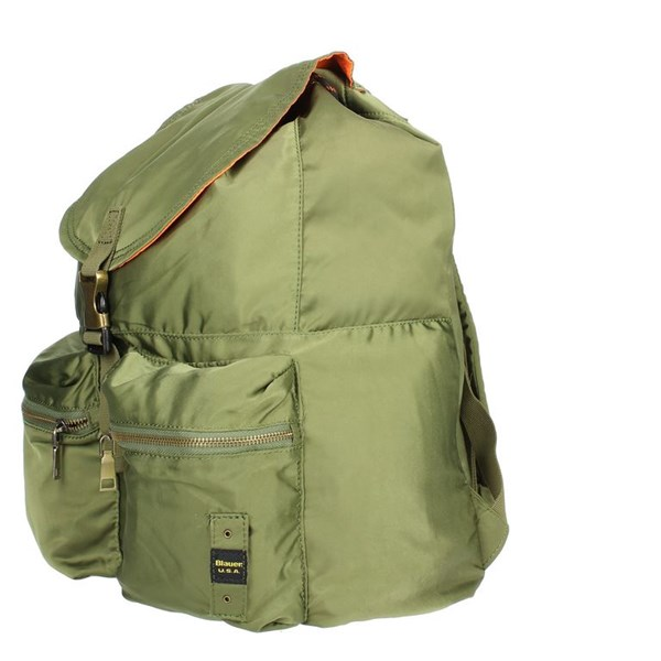 Blauer Accessories Backpacks Dark Green BLZA00221N