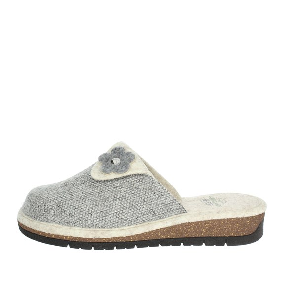 Grunland Shoes Slipper Beige CI1454-G7