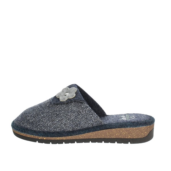Grunland Shoes Slipper Blue CI1454-G7
