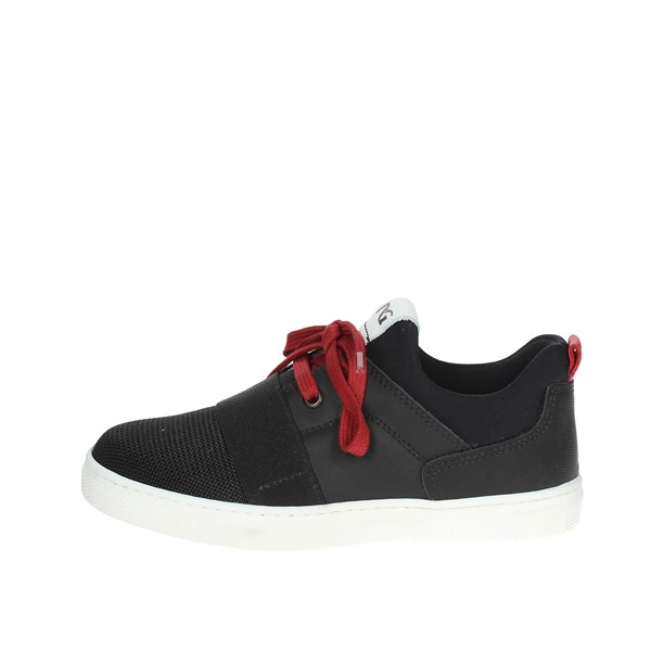 Nero Giardini Shoes Sneakers Black A833270M 100