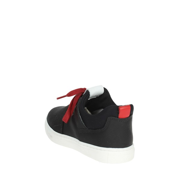 <Nero Giardini Shoes Low Sneakers Black A833270M 100
