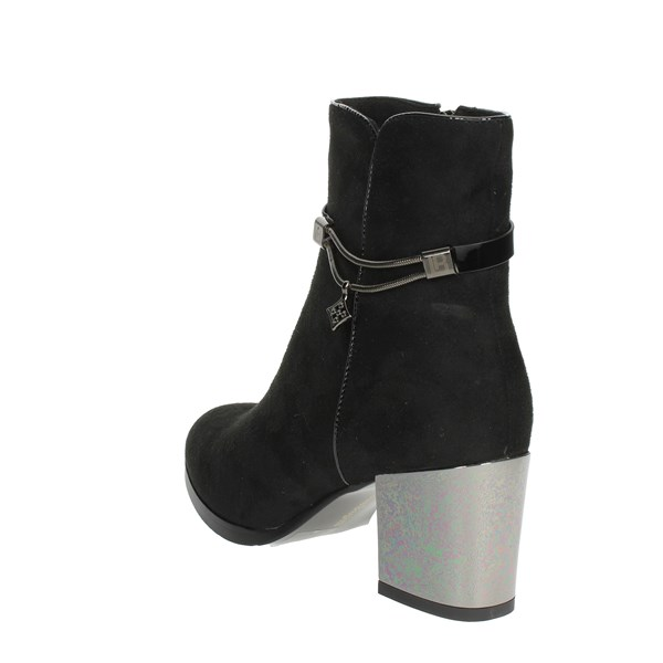 Laura Biagiotti Shoes Ankle Boots Black 5132