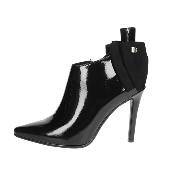 Laura Biagiotti Shoes Ankle Boots With Heels Black 5245