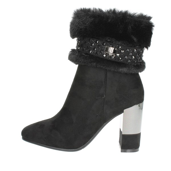 Laura Biagiotti Shoes Ankle Boots Black 5117