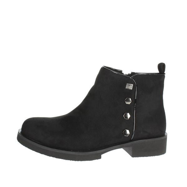 Laura Biagiotti Shoes Ankle Boots Black 5226