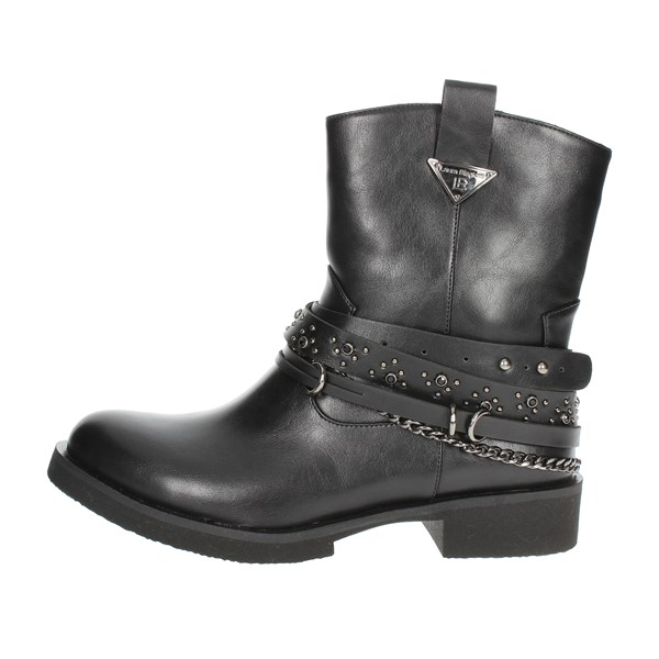 Laura Biagiotti Shoes Ankle Boots Black 5232