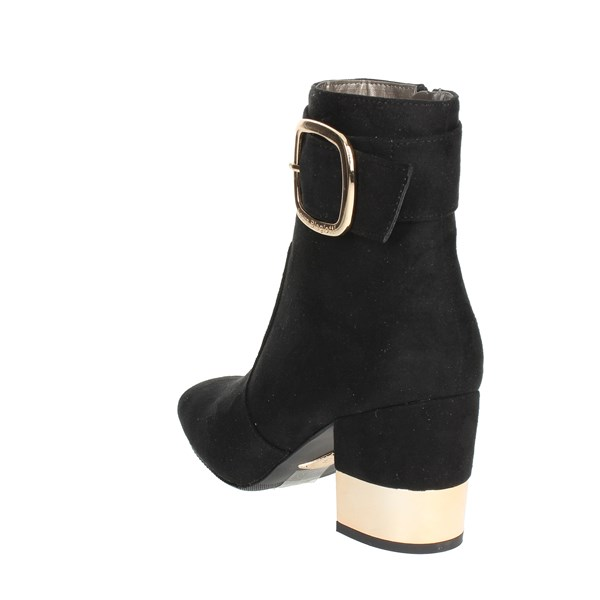 Laura Biagiotti Shoes Ankle Boots Black 5026