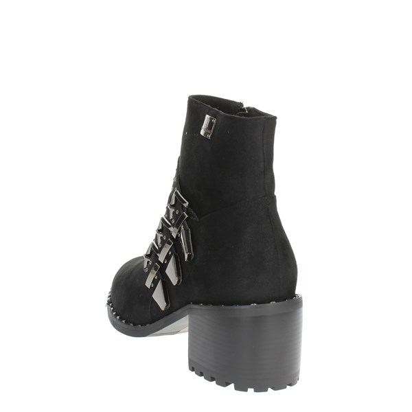 Laura Biagiotti Shoes Ankle Boots Black 5229