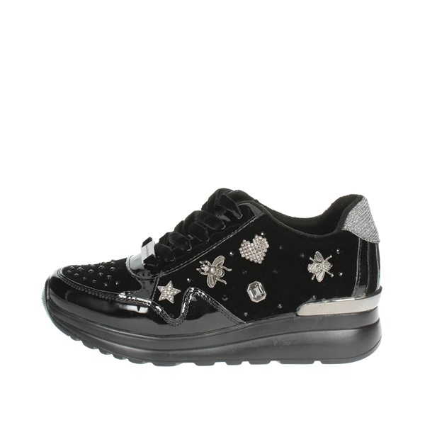 Laura Biagiotti Shoes Low Sneakers Black 5067