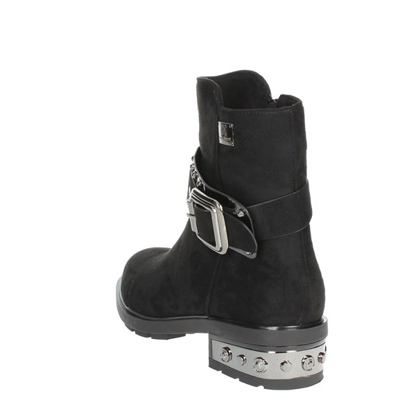 Laura Biagiotti Shoes Ankle Boots Black 5168