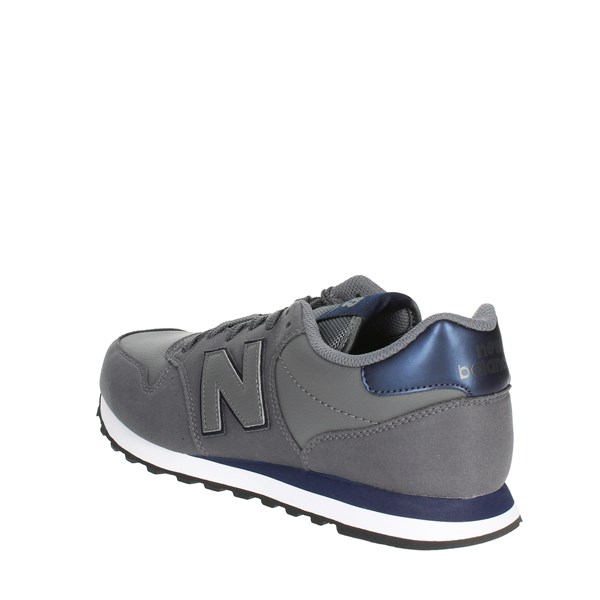 New Balance Shoes Sneakers Grey GM500DGN