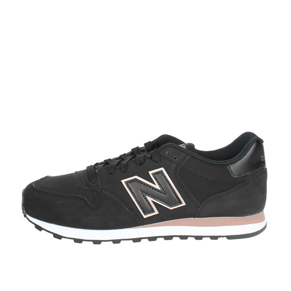 New Balance Shoes Low Sneakers Black GW500BR