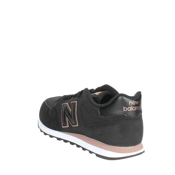 <New Balance Shoes Low Sneakers Black GW500BR