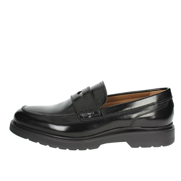 Impronte Shoes Moccasin Black IM182122