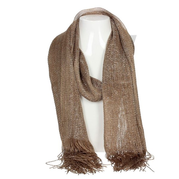 Shakly Accessories Wrap Stoles Bronze  249641