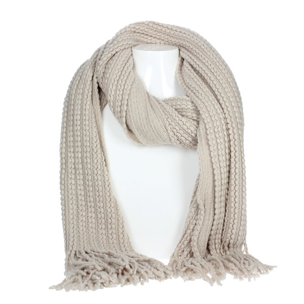 Shakly Accessories Scarves Beige 266070