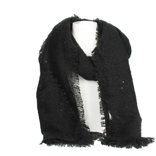 Shakly Accessories Scarves Black 266073